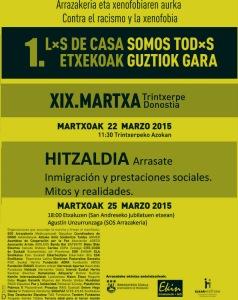 Martxa PRIMERO SOMOS TODOS txuri mail
